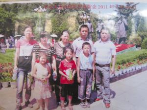 灾临父母去 恩至弟妹养 - wangxiaochun1942 - 不争春