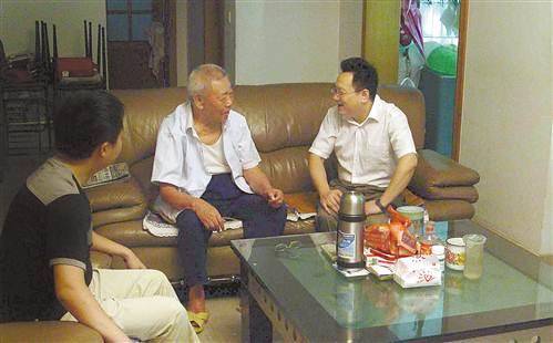 """李坚:我就做一个最""""实在""""的共产党员"""