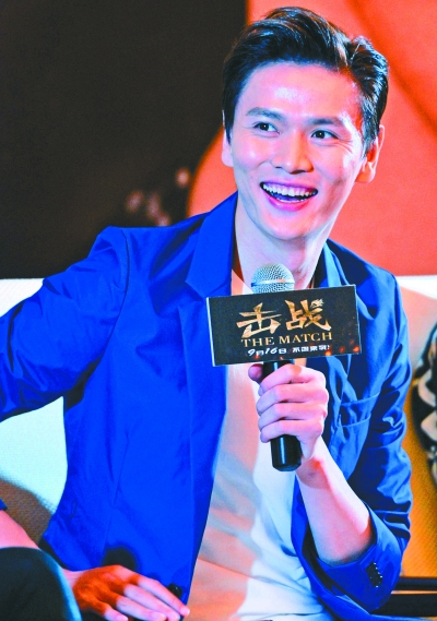 Bao Chunlai's first movie