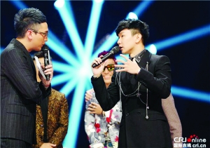 Zhang huimei, jj Lin as a music teacher (FIG.)