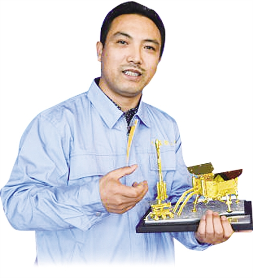 """星箭特种玻璃有限公司总经理卢勇:""""干这个,比挣多少钱都有意义""""(图)"""