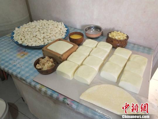 """陶高:守好蒙古族传统美食的""""半壁江山"""""""