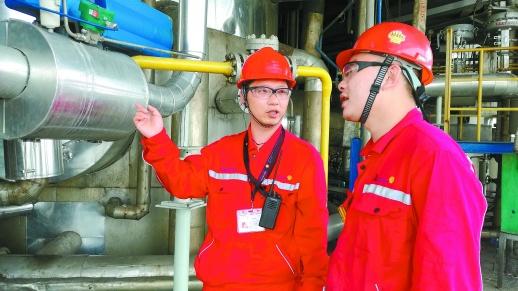 姜辉:从普通钳工到气化炉专家